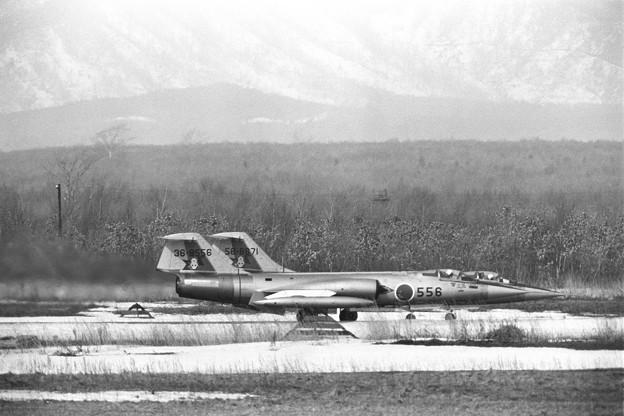 F-104J 36-8556+671 203sq 1980MAR