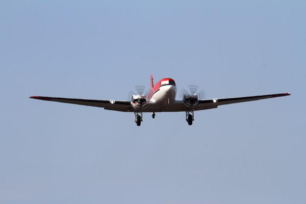 今年も飛来BT-67 C-FBKB 1