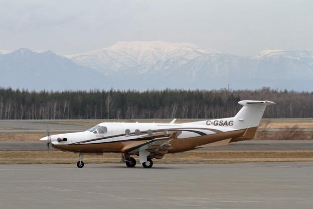 Photos: PILATUS PC-12 C-GSAG