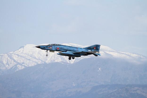 Photos: RF-4E 57-6913 青いファントム (1)