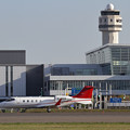写真: Learjet60XR B-3926 taxiing