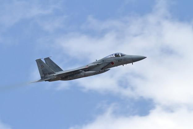 Photos: F-15J 807 201sq