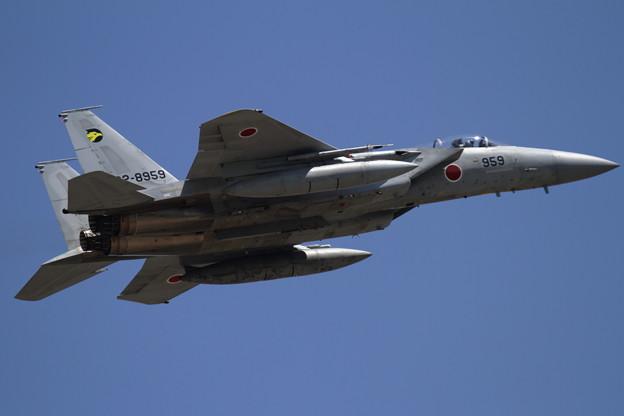 F-15J 959 306sq takeoff