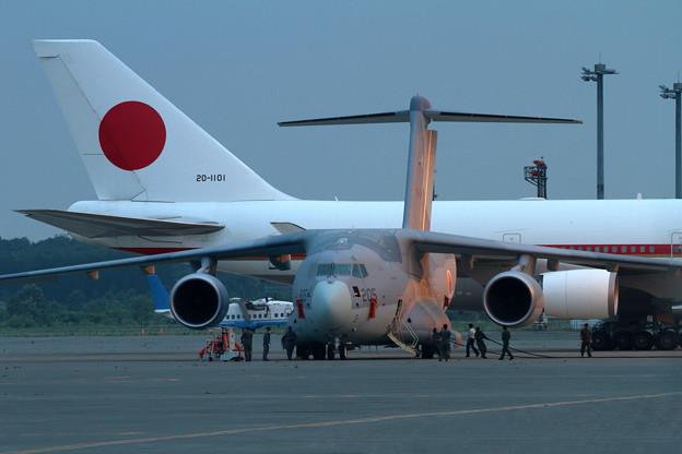 C-2 205 作業準備(2)