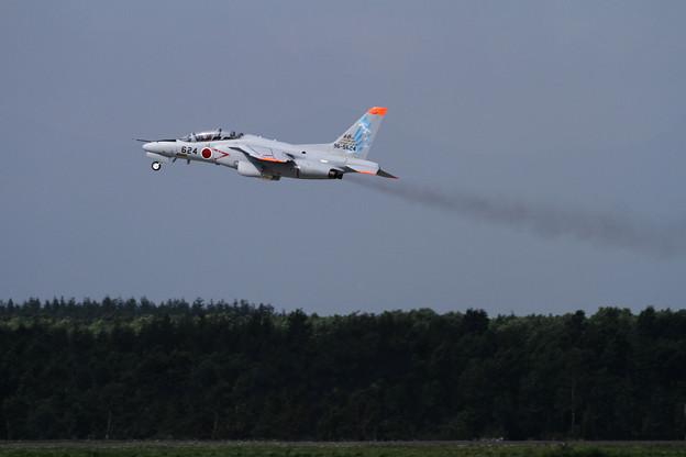 T-4 624 60th takeoff