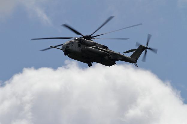 """CH-53E 161532 """"09"""" HMH-USA Northern Viper 2017(2)"""