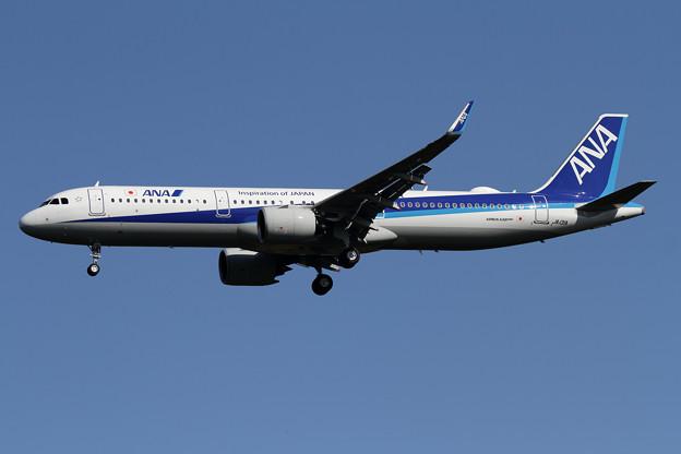 A321neo JA131A ANA CTS初