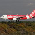 Photos: A320 AirAsia Japan WAJ 冬季スケジュールから就航