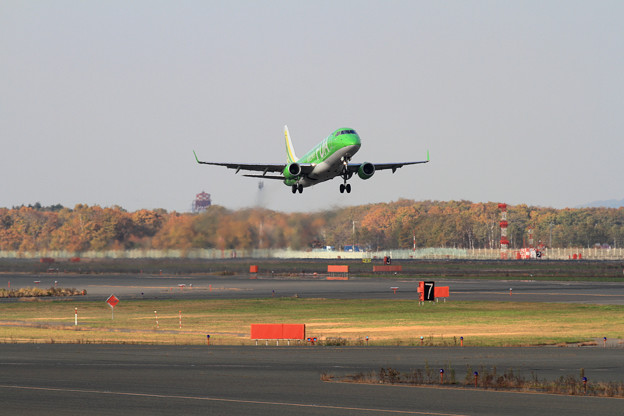 ERJ-175 FDA takeoff