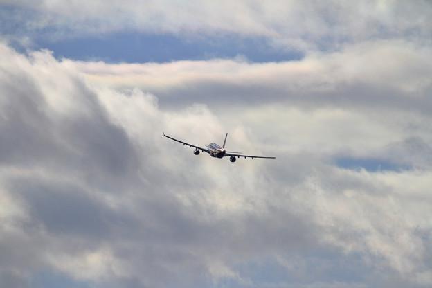 A330 takeoff climb