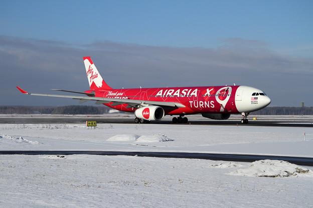 A330 AirAsia X turns 9 9M-XXA