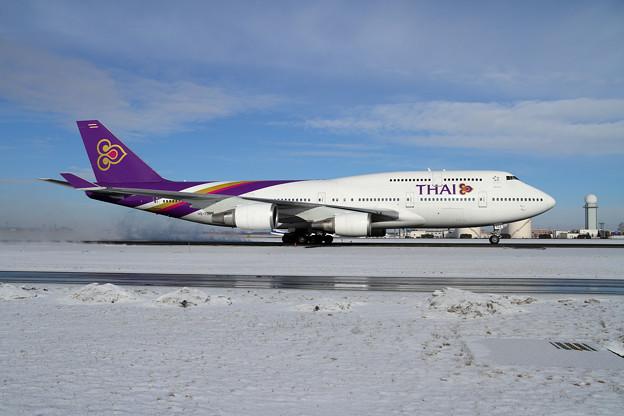 B747 THAI HS-TGX