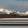 Photos: B777 JAL Eco Jet takeoff