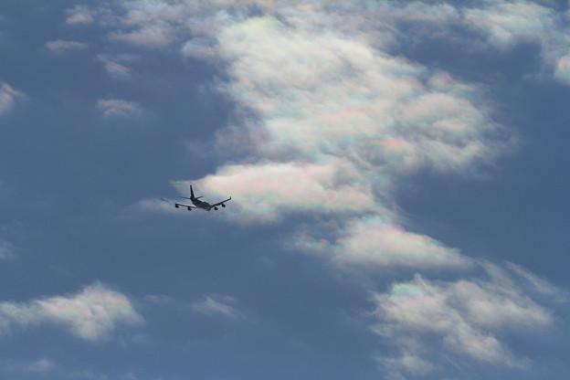 B747 彩雲
