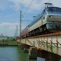 Photos: 遅1083レ【EF66 131牽引】