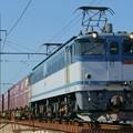 5087レ【EF65 2068牽引】