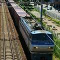 5074レ【EF66 110牽引】