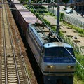 Photos: 5074レ【EF66 110牽引】