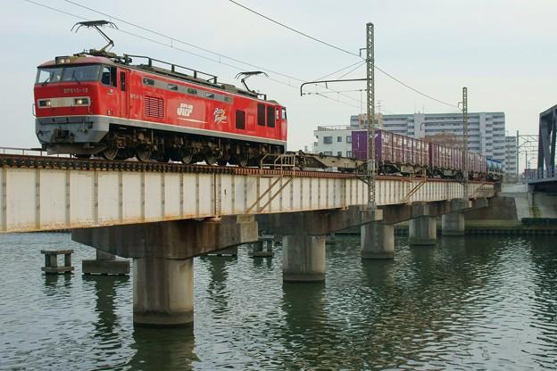 Photos: 4071レ【EF510-12牽引】