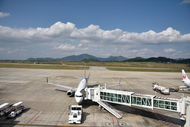 南ぬ島の空港3