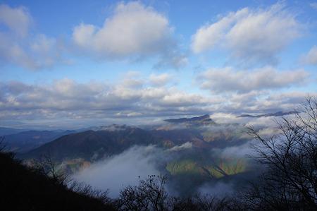丹沢・大山方面の景観