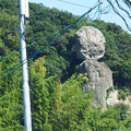 写真: 鯖腐れ岩