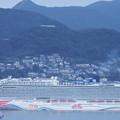 写真: ノルウェージャン・ジョイ入港