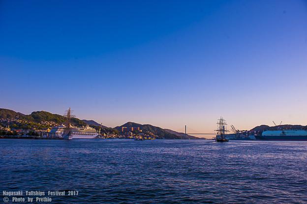2017 長崎帆船まつり7