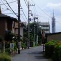 写真: 田無タワーが見えた!