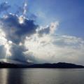 Photos: 夏の雲に遮られ