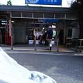 DSC_0033 参宮橋駅にて