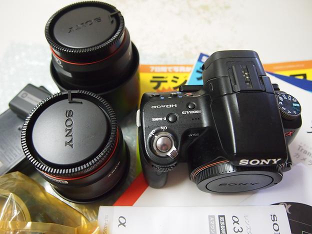 写真: 一眼カメラ