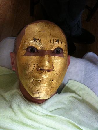ゴールドマスク4号