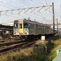 DMU / Kiha 38 at Kisaradzu, Chiba-prefecture
