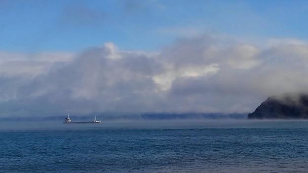 冬の若狭湾