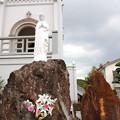 写真: 長崎平戸の教会 151126 06