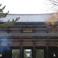 写真: 東大寺 171129 01
