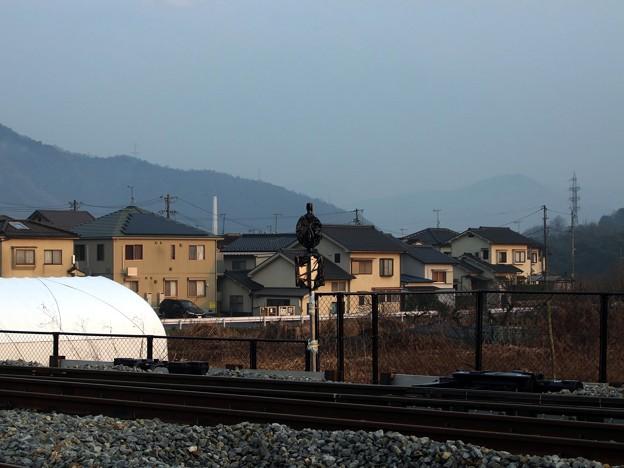 あき亀山駅(開業前)