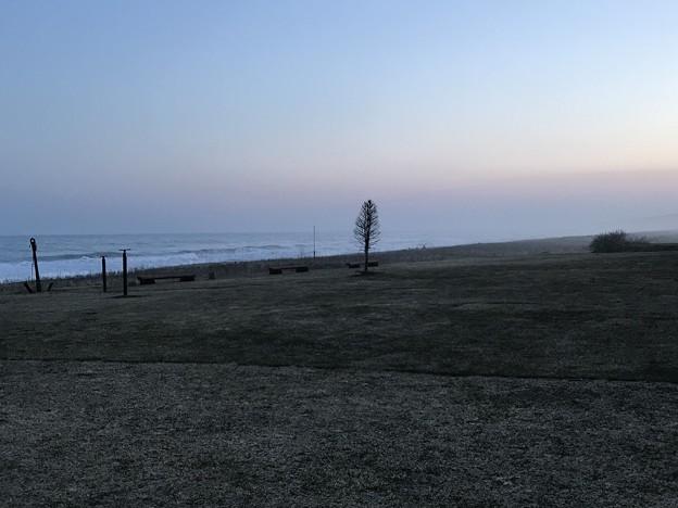 写真: 白糠恋問海岸