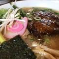 写真: 角煮味噌ラーメン