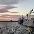 写真: 釧路港