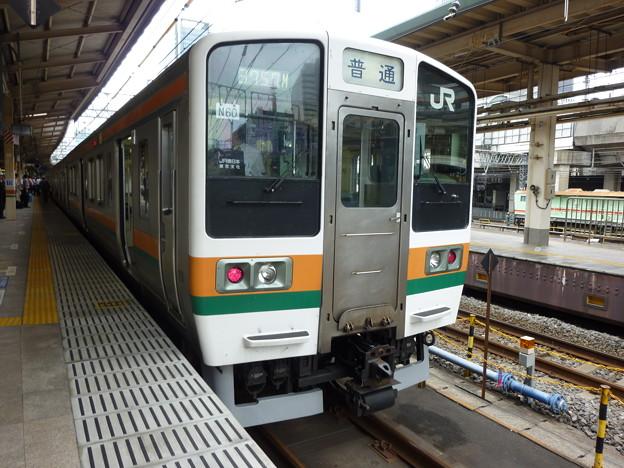 Photos: JR東日本211系東チタN60編成