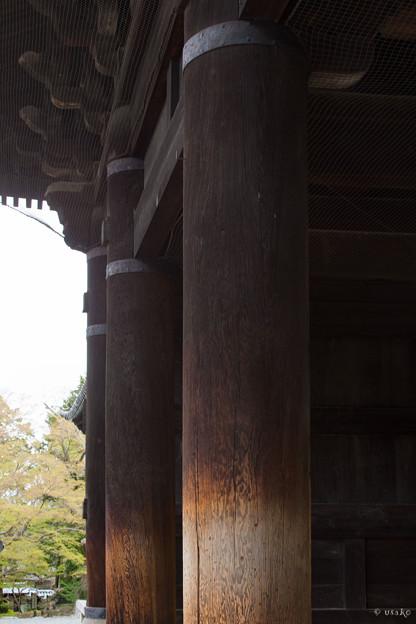 南禅寺にて