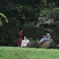 写真: 公園にて - その II