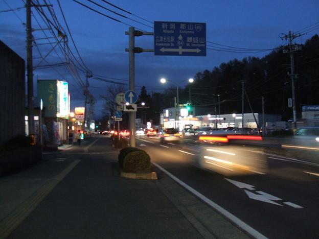 千石通り - 不動川橋交差点 - 2