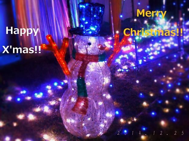 Happy Merry Christmas 2014 ♪
