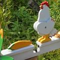 Photos: ユーモラスな@ほのぼの風見鶏