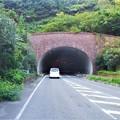 Photos: 山の中のトンネルを抜けると@そこは水源池だった@久山田トンネル