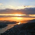 Photos: 瑠璃山の夕刻