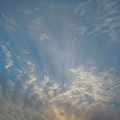 Photos: 大寒の環天頂アーク2